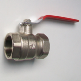"1.1/4"" Female Iron Lever Valve - Water Only - 07000830"